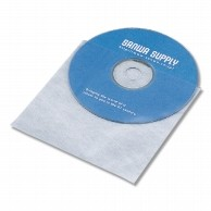 #007440103 CD・CD-R用不織布ケース 100枚