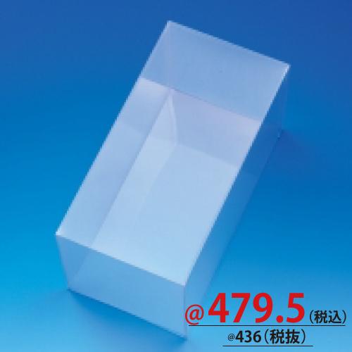 #006830210 クリスタルボックス スタンダードタイプ 特殊用途シリーズ F-1 4個/s