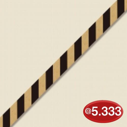 #008750904 シングルワイヤータイ 7mm幅×120mm ストライプ BKクラフト 30本/s