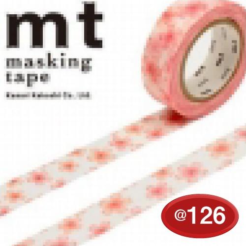 #001603613 マスキングテープ(mt ex) 15mm×10m巻 さくら 1巻/s