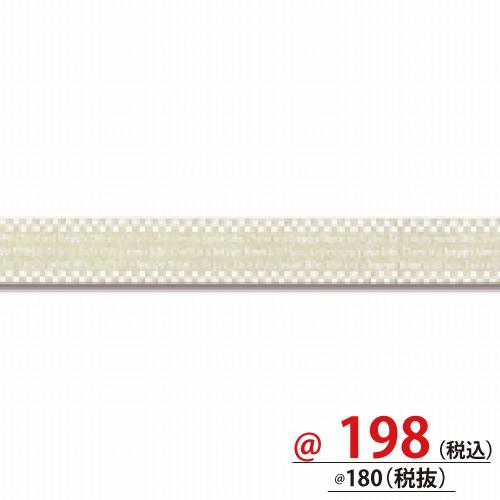 #001601931 セキスイ 柄セロテープ 15mm×25m巻 チェッカー 1巻/s