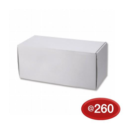 #006204903 グラスボックス ワイングラス用 白 1枚/s