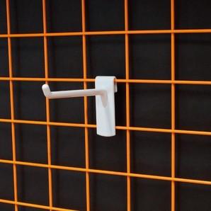 ネット用フック80mm(φ5mm)4mm厚 100個/s