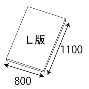 RCタック片面糊付L版800x1120xT5 30枚/s