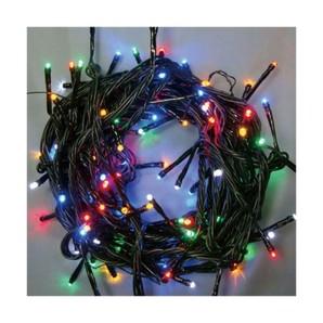 新LEDストリングライト ブラックコード マルチ(RGBY)