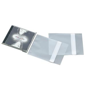 OPP袋CD1枚用ピッタリサイズ 100枚/s