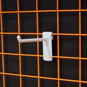 ネット用フック100mm(φ5mm)4mm厚 100個/s