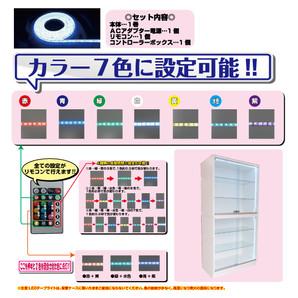 (販売終了しました)LEDテープライト 色変わり(5m)