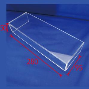 BOXひな段(アクリル) H50 2個/s