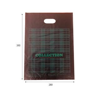 販売袋(黒)柄あり(大)1000枚/s W280×H390