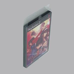 (商品販売終了しました)ソフトケースカバー(PS2・DVD用)  100枚/s