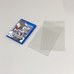OPP袋特価PS Vita用縦入れ 500枚/s