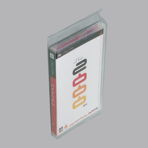 (販売終了いたしました)ソフトケースカバー(PSP用)  100枚/s