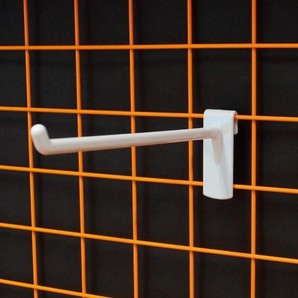 ネット用フック200mm(φ5mm)4mm厚 100個/s
