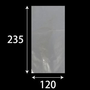 OP袋ノリナシ(長3封筒) W120×H235 100枚/s