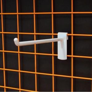 ネット用フック180mm(φ5mm)4mm厚 100個/s