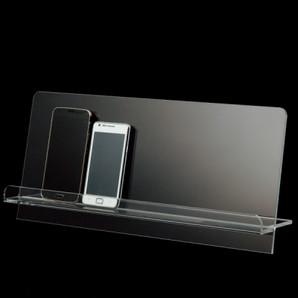 携帯電話ディスプレー 簡易組立タイプ